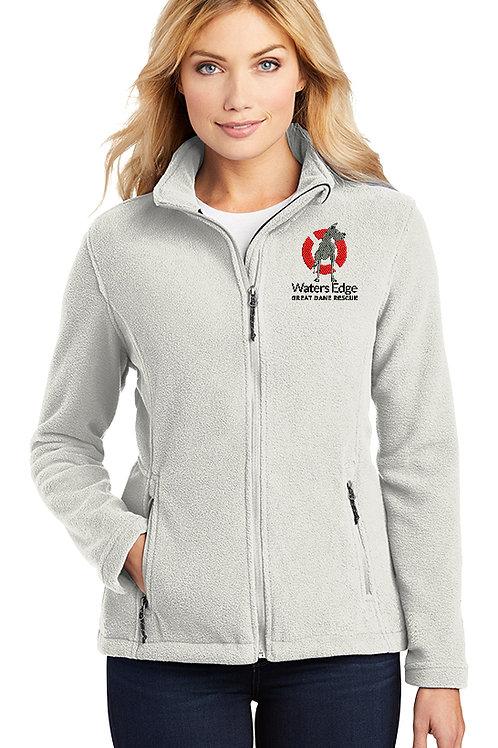 Ladies Jacket Fleece