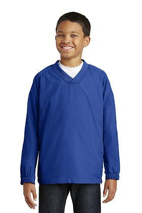 Youth V-Neck Wind Shirt