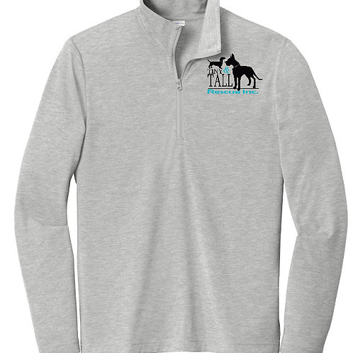Tiny N Tall Rescue 1/4 Zip