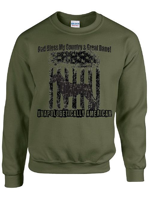 Sweat Shirt GDFlag