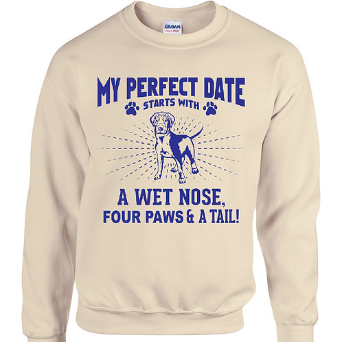 Sweat Shirt Date