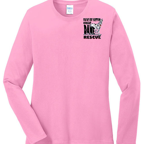 Paws of Austin GD L/S Tee