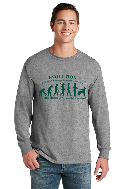 Men's L/S Tees GDEvolution