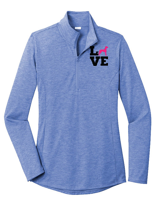 Love Dane 1/4 Zip
