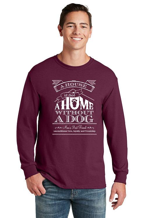 Men's L/S Tees Home