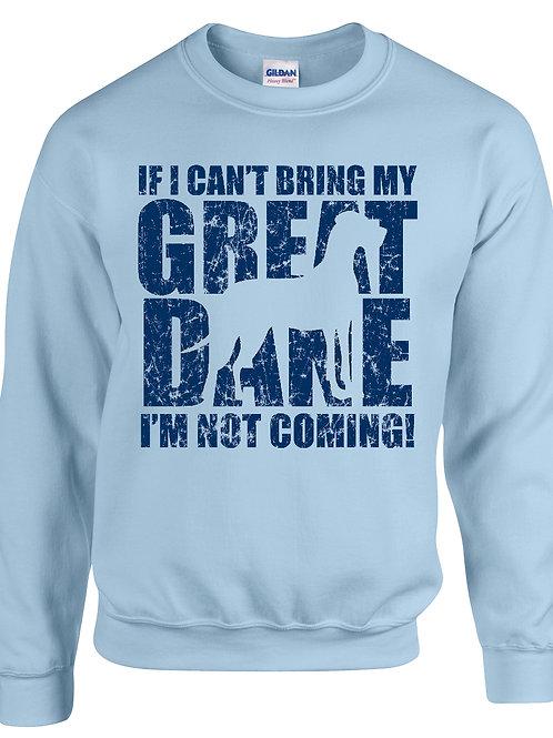 Sweat Shirt Coming
