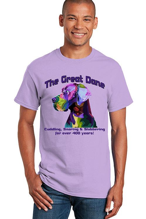 Great Dane Head Tee
