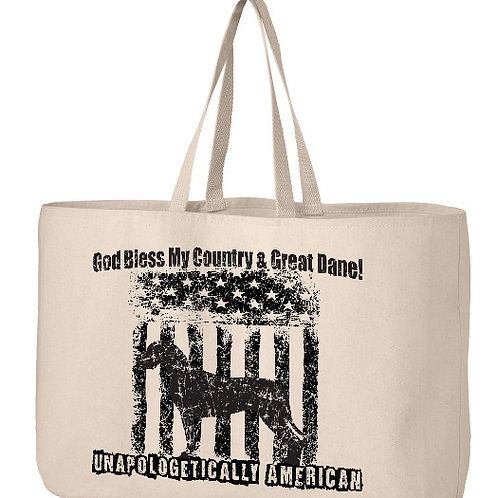 Giant Tote GD Flag