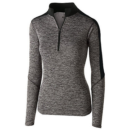 Lady's Electrify 1/2 Zip Pullover