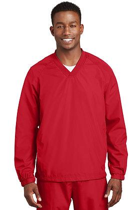Adult V-Neck Wind Shirt