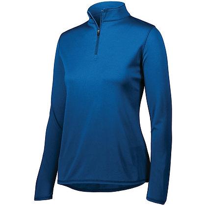 Ladies 1/4 Zip Pullover