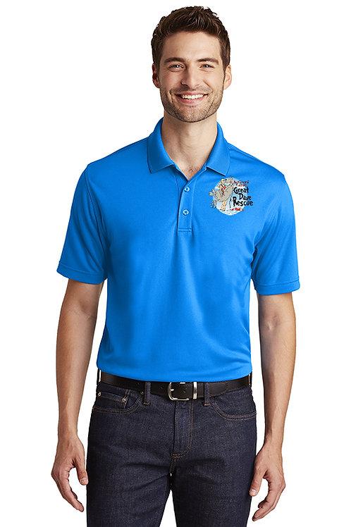 Men's UV Micro-Mesh Polo