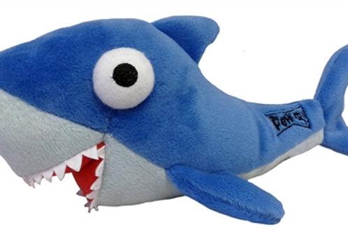 "Shark by Lulubelles Power Plush 12"" x 6"""