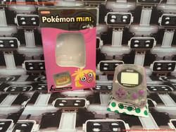 www.nintendo-collection.com - Mini Nintendo Pokemon Mini Pink Rose