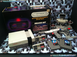 www.nintendo-collection.com - Nintendo NES Deluxe Set Version Us Version 2