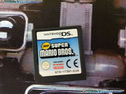 www.nintendo-collection.com - Demo DS 3 DS - Not For Resale - New Super Mario Bros