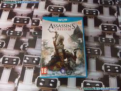 www.nintendo-collection.com - Wii U Game  Jeu Assassin S Screed 3