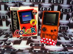 www.nintendo-collection.com - Gameboy Color Daiei edition Japan