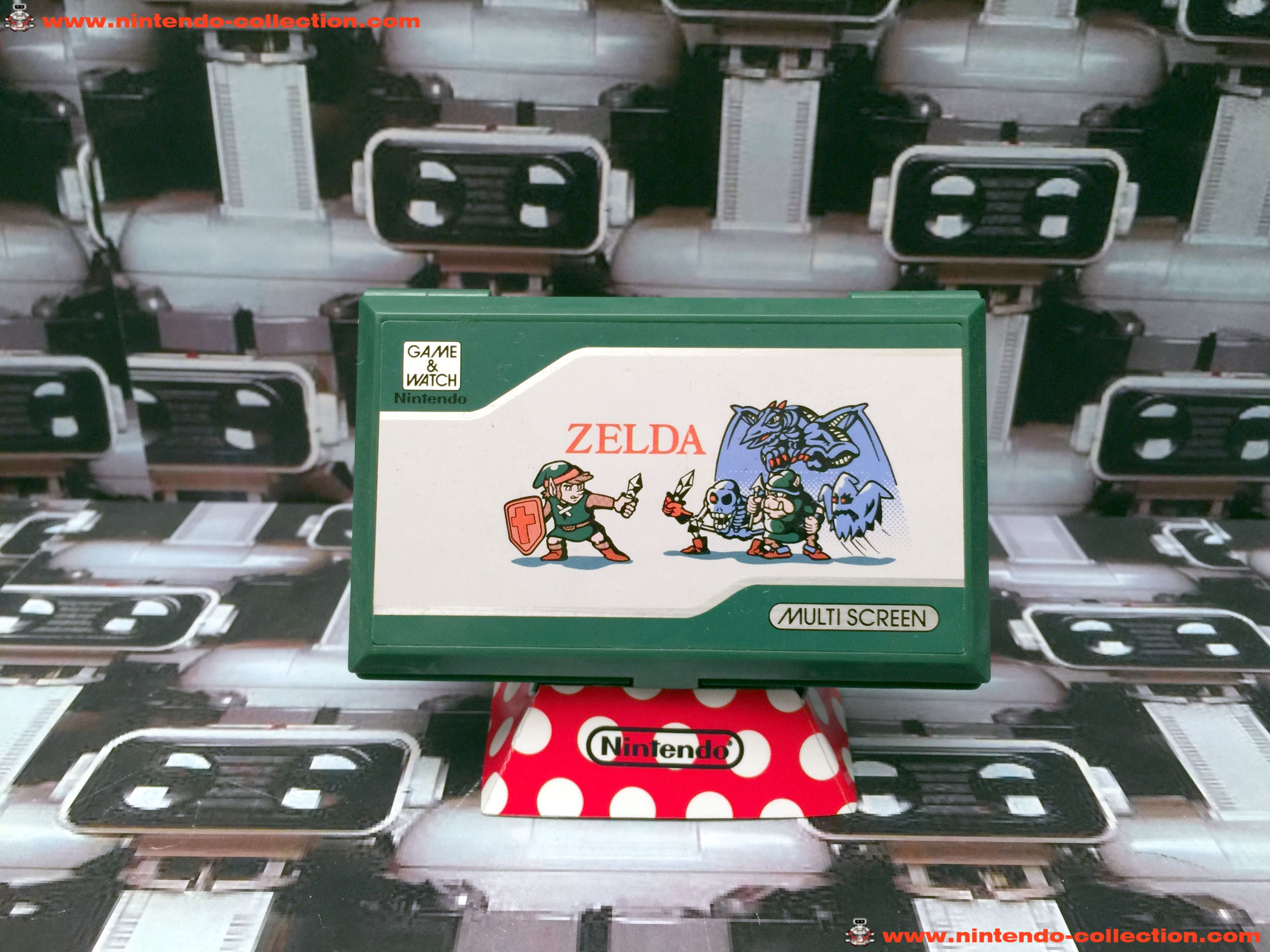 www.nintendo-collection.com - Game & Watch Zelda - 01