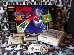 www.nintendo-collection.com - Super Nintendo Super Famicom Super Nes Pack super Gameboy Zelda Starwi