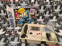 www.nintendo-collection.com - Gameboy GB Pack Tetris + Super Mario Land Grey Gris classic - 02