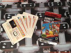 www.nintendo-collection.com - Gameboy Advance GBA Ereader E Reader Donkey Kong Jr Version US Ameriac