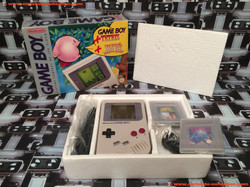 www.nintendo-collection.com - Gameboy GB Pack Kirby's Dream Land - 02