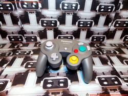 www.nintendo-collection.com - Gamecube Panasonic Q controller manette