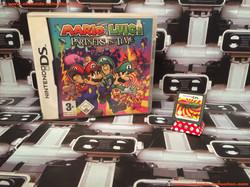 www.nintendo-collection.com - Nintendo DS Jeux Game Mario & Luigi Partners in Time Euro