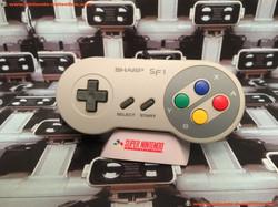 www.nintendo-collection.com - Super Nintendo SNES Super Famicom Sharp SF-1 Controller Manette - 01