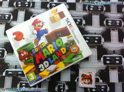 www.Nintendo-Collection.com - Mon jeu Super Mario 3D Land pour 3DS