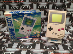 www.nintendo-collection.com - Gameboy GB Pack Green Boite Verte