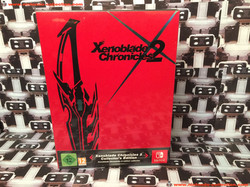 www.nintendo-collection.com - Nintendo Switch Jeux Xenoblades Chronicles 2 Collector's Edition - 01