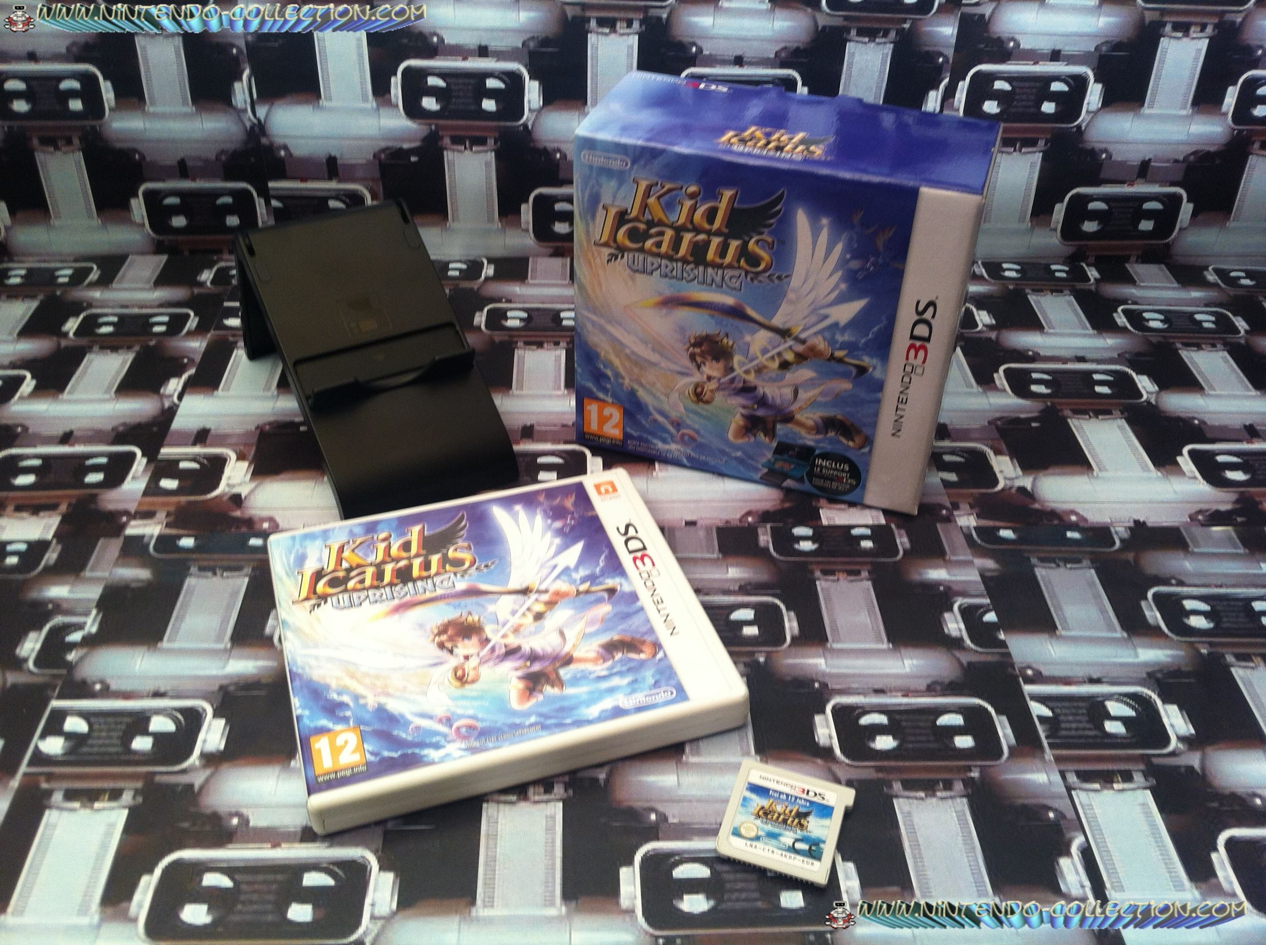 www.nintendo-collection.com - Kid Icarus Uprising - Nintendo 3DS