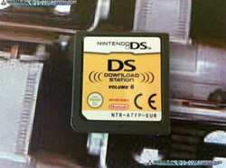 www.nintendo-collection.com - Demo DS 3 DS - Not For Resale - Europe Download Station Volume 6