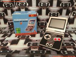 www.nintendo-collection.com - Gameboy Advance GBA SP Nes Edition europeenne european - 02