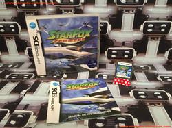 www.nintendo-collection.com - Nintendo DS Jeux Game Starfox Command euro