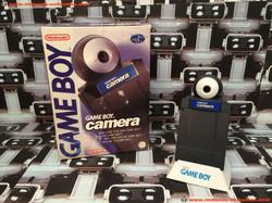 www.nintendo-collection.com - GameBoy Camera Blue Bleu European Version Europe