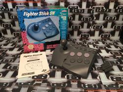 www.nintendo-collection.com - Super Nintendo SNES Super Famicom Asciiware Fighter Stick SN Arcade Fi