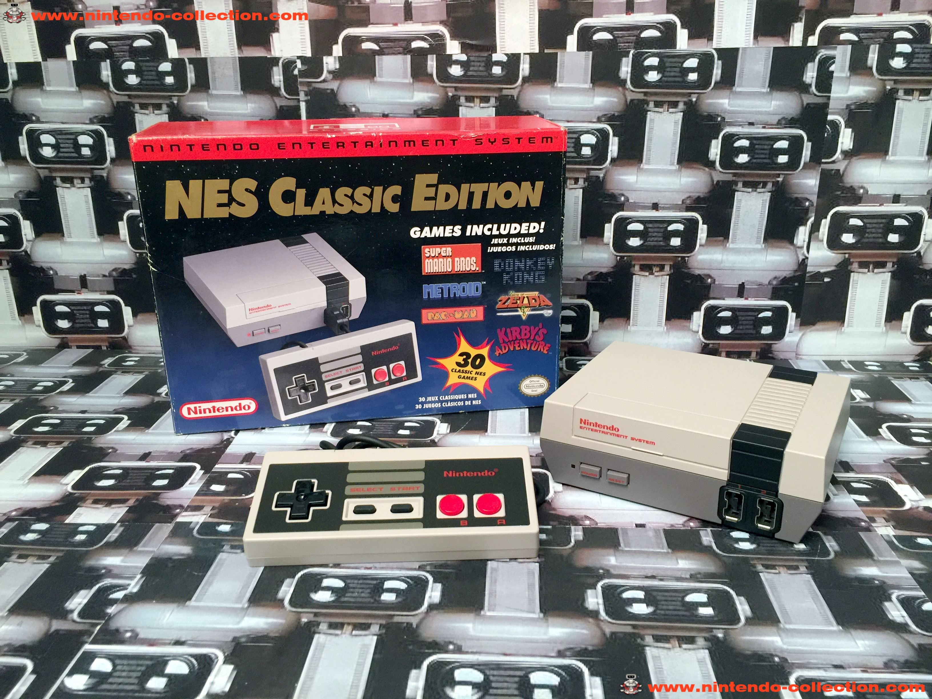 www.nintendo-collection.com_-_Nintendo_Classic_Mini_Nes_Nintendo_Entertainment_system_US_Version_Amé