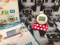www.nintendo-collection.com - Wii U game Jeu Wii Fit U & Fit Meter Green Vert Set - 02