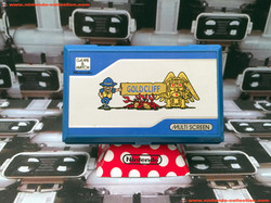 www.nintendo-collection.com - Game & Watch Multi Screen Gold Cliff - 01