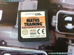 www.nintendo-collection.com - Demo DS 3 DS - Not For Resale - Math Training
