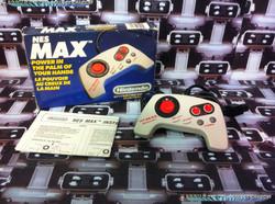 www.nintendo-collection.com - Nes Max - Accessoire en boite FR - Accessory in box FR