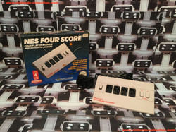 www.nintendo-collection.com - NES Nintendo Entertainement System Four Score Multiplayer European