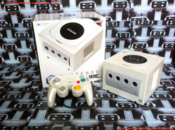 www.nintendo-collection.com - Gamecube White Blanche European Europeenne