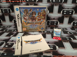 www.nintendo-collection.com - Nintendo DS Jeux Game Dragon Quest IX Les Sentinelles du firmamen Euro