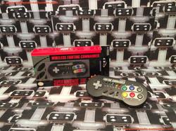 www.nintendo-collection.com - Nintendo Classic Mini Controller Manette Hori Wireless Fighting Comman