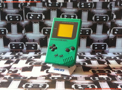 www.nintendo-collection.com - Gameboy Green Verte