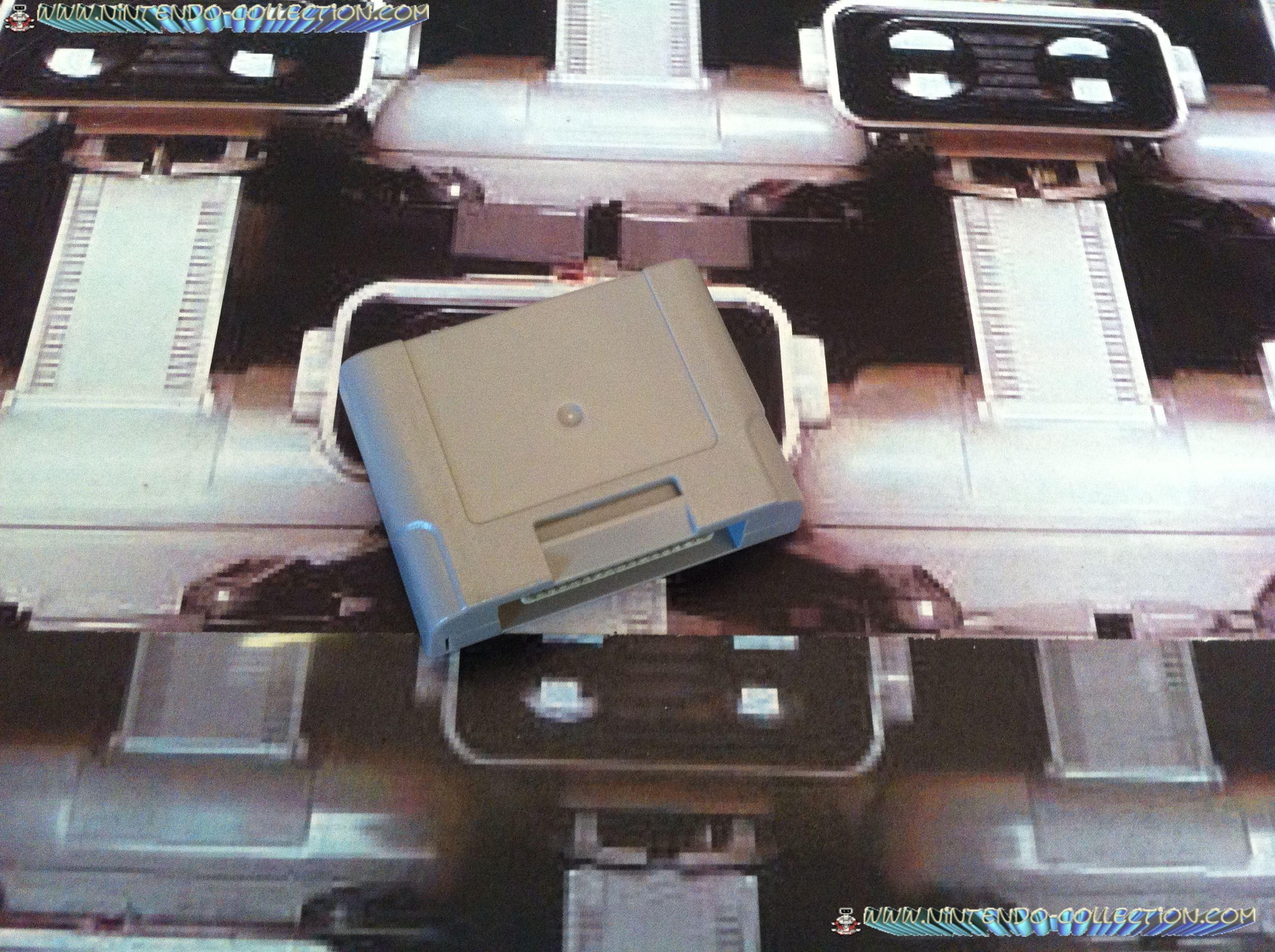 www.nintendo-collection.com - Nintendo 64 N64 Accessory - Accessoire - Memory Card - Carte Memoire -